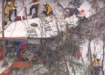 Accidente de helicóptero en Japón no dejó supervivientes