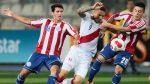 Paolo Guerrero sella el triunfo de Perú con una joya de tiro libre