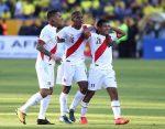 Perú se mete en zona de clasificación al Mundial