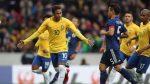3-1: Brasil resuelve el amistoso contra Japón sin apuro
