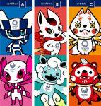 Niños comienzan a votar para elegir a la mascota de Tokio 2020