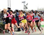 Tejeda llega séptima en la Maratón de Mujeres de Osaka