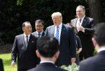 Trump recibe en la Casa Blanca al número dos deCoreadelNorte