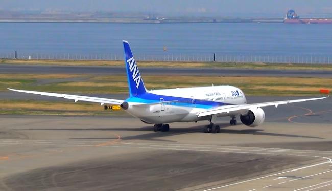 Fuerte calor habría causado agujero en Aeropuerto de Haneda, que obligó a suspender vuelos