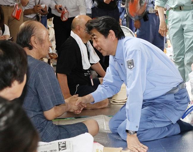 Lluvias en Japón: más de 7.000 evacuados en 15 prefecturas