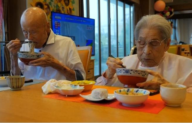 El secreto de pareja récord con más de 80 años de casados en Japón: la paciencia de la esposa
