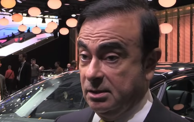 Nissan decide despedir de manera unánime a Carlos Ghosn