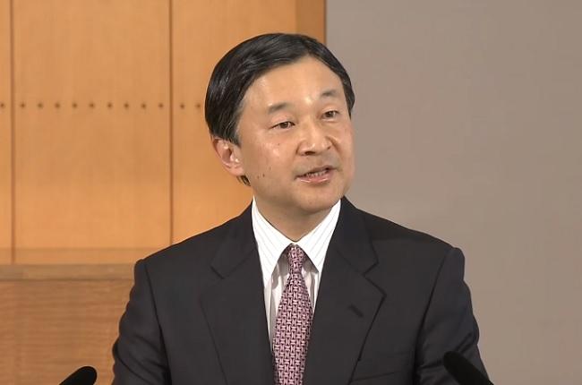 """Emperador recuerda derrota de Japón en la guerra expresando """"profundo remordimiento"""""""
