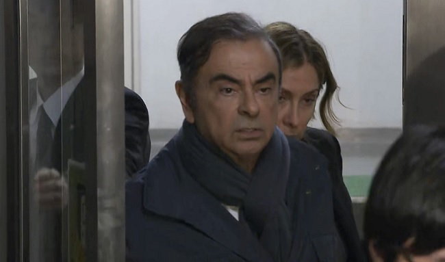 "Ghosn: ""Mi arresto es indignante. No me van a quebrar"""