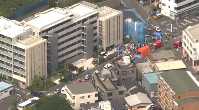 Muere una niña que fue apuñalada hoy en un ataque indiscriminado en Kawasaki
